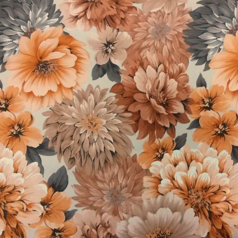Gerbera 05 Beige-Brown